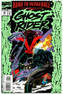 Ghost Rider #42 (Marvel, 1993) VF