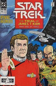 Star Trek (4th Series) #10 VF; DC   save on shipping - details inside