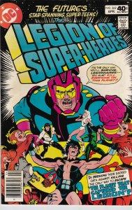 DC Comics! Legion of Super-Heroes! Issue 262!