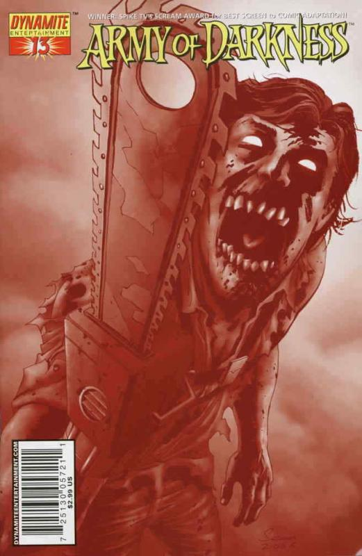 Army of Darkness (Dynamite) #13G VF/NM; Dynamite | save on shipping - details in