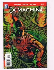 Ex Machina #44 NM Wildstorm Comics Comic Book Brian K. Vaughan Oct 2009 DE30
