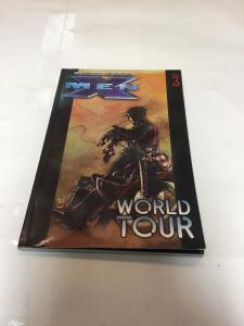 Ultimate X-men Vol 3 World Tour Tpb Vf Collects 13-18
