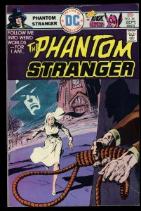 Phantom Stranger #38 FN/VF 7.0 DC Comics