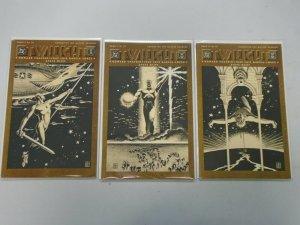 Twilight set #1-3 6.0 FN (1991 DC)