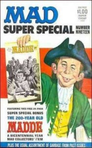 Mad Special #19, VF- (Stock photo)