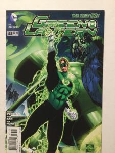 Green Lantern 33 Variant Nm Near Mint