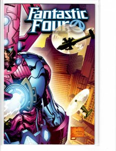 Fantastic Four (2018) 1 NM (9.4) Qesada Hidden Gem Variant