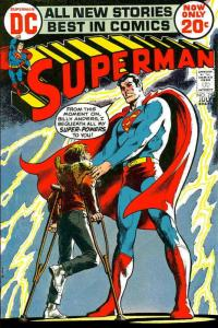 Superman (1st Series) #254 FN; DC | save on shipping - details inside
