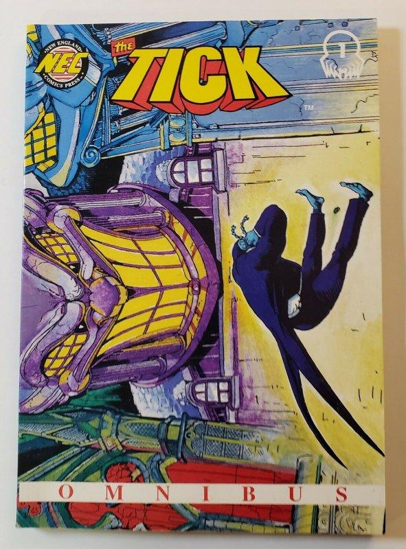 THE TICK OMNIBUS TPB SOFT COVER NEC VF+