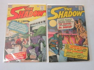 The Shadow #3 and #4 3.0 (1964-1965)