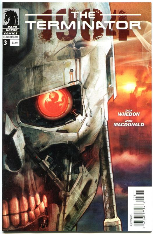 TERMINATOR 1984 #3, NM, John Connor, Sarah, Death, 2010,more Dark Horse in store