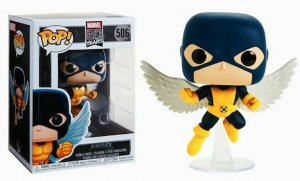 Funko POP X-Men Angel Vinyl Figure Marvel 80 Years Series #506 - New!