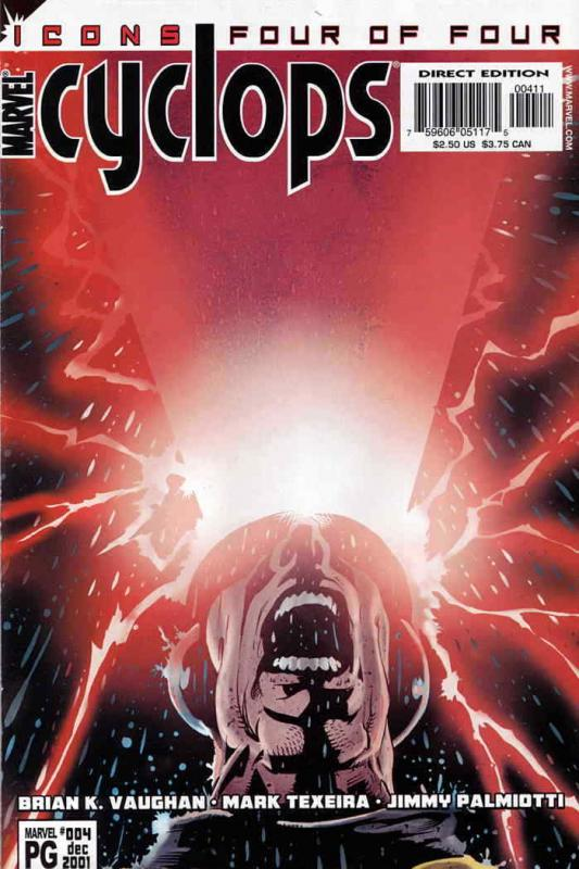Cyclops #4 VF/NM; Marvel | save on shipping - details inside