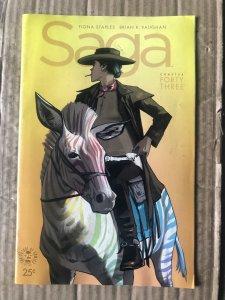 Saga #43 (2017)