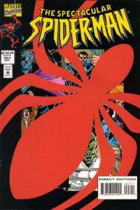 Spectacular Spider-Man (1976 series) #223, VF+ (Stock photo)