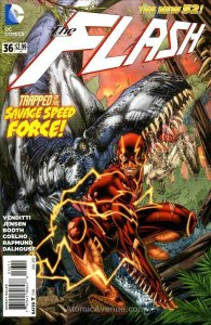 Flash, The (4th Series) #36 VF/NM; DC | save on shipping - details inside