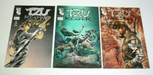 Tzu the Reaper #1-3 FN/VF complete series - murim comics set lot 2