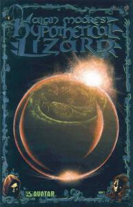 Hypothetical Lizard (Alan Moore's…) #2C VF/NM; Avatar | save on shipping - detai