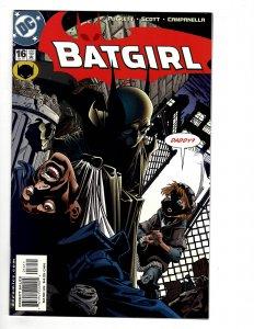 Batgirl #16 (2001) DC Comic Book SR10