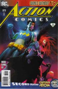 Action Comics #879 VF/NM; DC | save on shipping - details inside