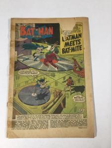 Detective Comics 267 Coverless 1s5 Wrap Split 1st Bat-mite Dc