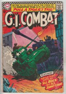 G.I. Combat #120 (Nov-66) GD Affordable-Grade The Haunted Tank