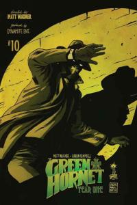Green Hornet: Year One #10B VF/NM; Dynamite | save on shipping - details inside
