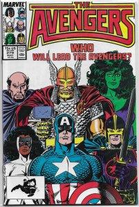 Avengers   vol. 1   #279 VF/NM