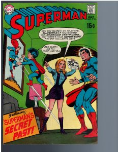 Superman #218 (1969)