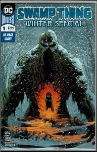 Swamp Thing Winter Special, NM, 1st Print