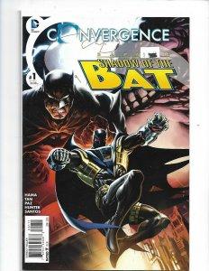 BATMAN, Shadow of the Bat (Convergence) #1-2, DC Comics NM nw133