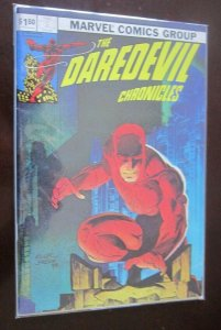 Daredevil FantaCo Chronicles #3 6.0 FN (1982)