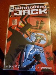 Samurai Jack: Quantum Jack #4 (2017)