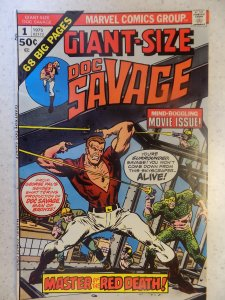 GIANT-SIZE DOC SAVAGE # 1