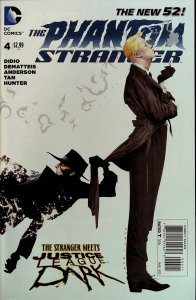 The Phantom Stranger #4 (2013)