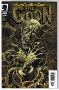 GOON 23 24 25, NM-, Eric Powell, Monsters, Zombies, Mayhem, 2003, more in store