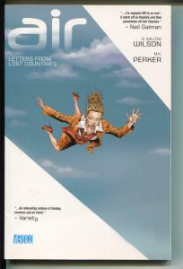 Air: Letter From Lost Countries-Vol 1-G. Willow Wilson-TPB-trade