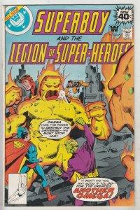 Superboy #251 () VF Super-High-Grade Superboy, Legion of Super-Heroes