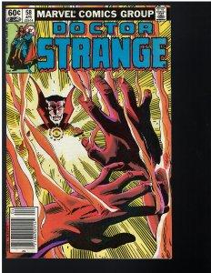 Doctor Strange #58 (Marvel, 1983)