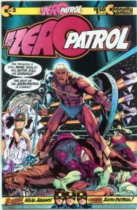 Zero Patrol, The (1st Series) #2 VF; Continuity | save on shipping - details ins