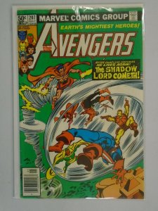 Avengers #207 Newsstand edition 4.0 VG (1981 1st Series)