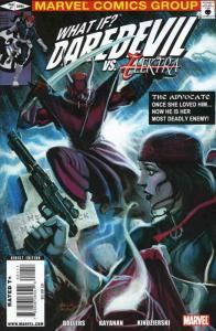 What If? Daredevil Vs. Elektra #1 VF/NM; Marvel | save on shipping - details ins