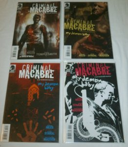 Criminal Macabre   #5,21,23,24 (set of 4) My Demon Baby Niles/Stakai