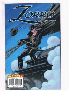 Zorro # 14 NM 1st Print Dynamite Comic Book Matt Wagner Series Issue Western S59