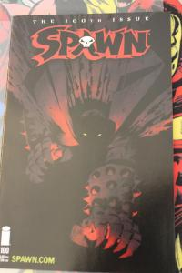 Spawn 100 -  Frank Miller Cover NM/MT