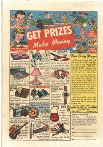 TIM HOLT #32-1952-GHOST RIDER-IRON MASK-REDMASK-BONDAGE-HANGING