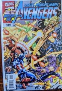 Avengers #12 (1999)