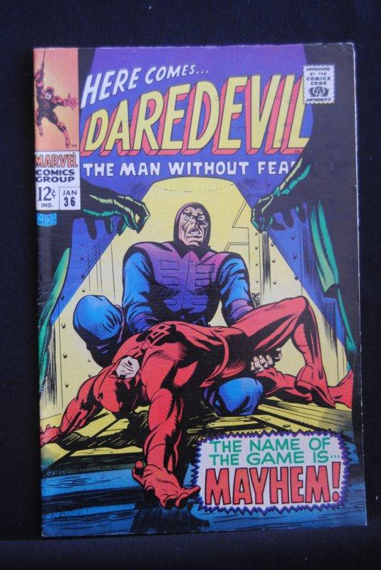 Daredevil 36, 6.0 FN
