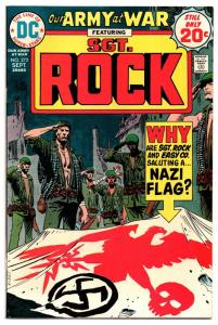 Our Army at War #272 (Sep 1974, DC) - Very Fine+/Near Mint-