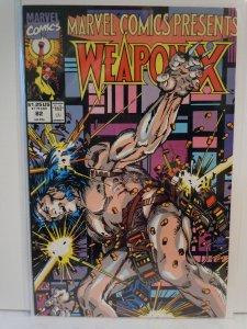 Marvel Comics Presents #82